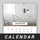 2018 Calendar Template - GraphicRiver Item for Sale