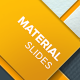 Material Google Slides Presentation Template - GraphicRiver Item for Sale