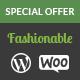 Fashionable - Creative Fashion WooCommerce WordPress Theme - ThemeForest Item for Sale