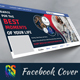 Dance Academy Facebook Timeline Cover - GraphicRiver Item for Sale