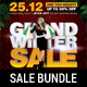 Winter Sale Bundle - GraphicRiver Item for Sale