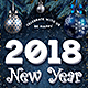 2018 New Year - GraphicRiver Item for Sale