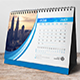 Desk Calendar 2018 v2 - GraphicRiver Item for Sale