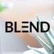 Blend - Clean & Creative Minimal Portfolio & Agency HTML Template - ThemeForest Item for Sale