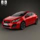 Kia Pro Ceed GT Line hatchback 3-door 2015