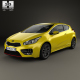 Kia Pro Ceed GT hatchback 3-door 2015
