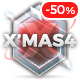 X'mas 4 | Holiday Template + Greeting Card - ThemeForest Item for Sale