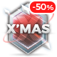 X'mas - Responsive Email Template - ThemeForest Item for Sale