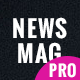 NewsMag Responsive Magazine HTML Template