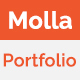Molla - Creative Portfolio Template - ThemeForest Item for Sale