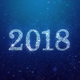 New Year 2018 Blue  - VideoHive Item for Sale