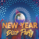 New Year Disco Party - VideoHive Item for Sale