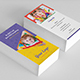 Business Card – Kindergarten Vertical