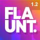 Flaunt - Muse Portfolio Template