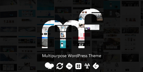 MF - Premium WordPress Theme