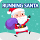 Running Santa - Full Screen HTML5 Game - Web,Android & IOS + AdMob (CAPX) - CodeCanyon Item for Sale