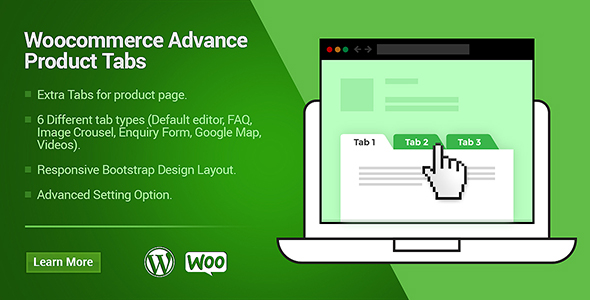 CodeCanyon Motif Woocommerce Advanced Tabs 21077125