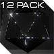 VJ Low Poly Spheres Loops - 12 Pack - VideoHive Item for Sale