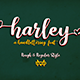 Harley Script - GraphicRiver Item for Sale