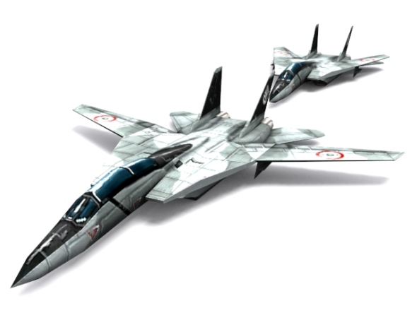 F-14 B Tomcat - 3DOcean Item for Sale