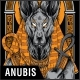 Anubis T-Shirt Design - GraphicRiver Item for Sale