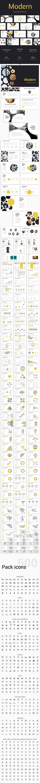 Modern Elegant Professional Google Slide - Google Slides Presentation Templates