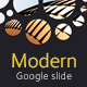 Modern Elegant Professional Google Slide - GraphicRiver Item for Sale