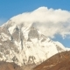 Golden Everest, Himalayas, Landscape Between Way To Everest Base Camp,Nepal - VideoHive Item for Sale