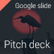 Pitch Deck Gradient Google Slide Template