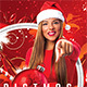 Squared Christmas Party Flyer - GraphicRiver Item for Sale