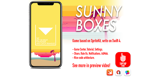 Sunny Boxes - CodeCanyon Item for Sale