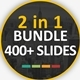 2 in 1 Start Up Bundle Powerpoint