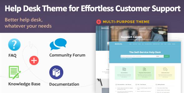 17+ Best Knowledge Base WordPress Themes 2019 2