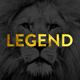 LEGEND - Iconic Coming Soon Template - ThemeForest Item for Sale