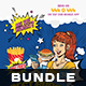 Fast Food Flyer Bundle - GraphicRiver Item for Sale