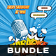 Karaoke Flyer Bundle