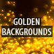 Organic Golden Background - 15