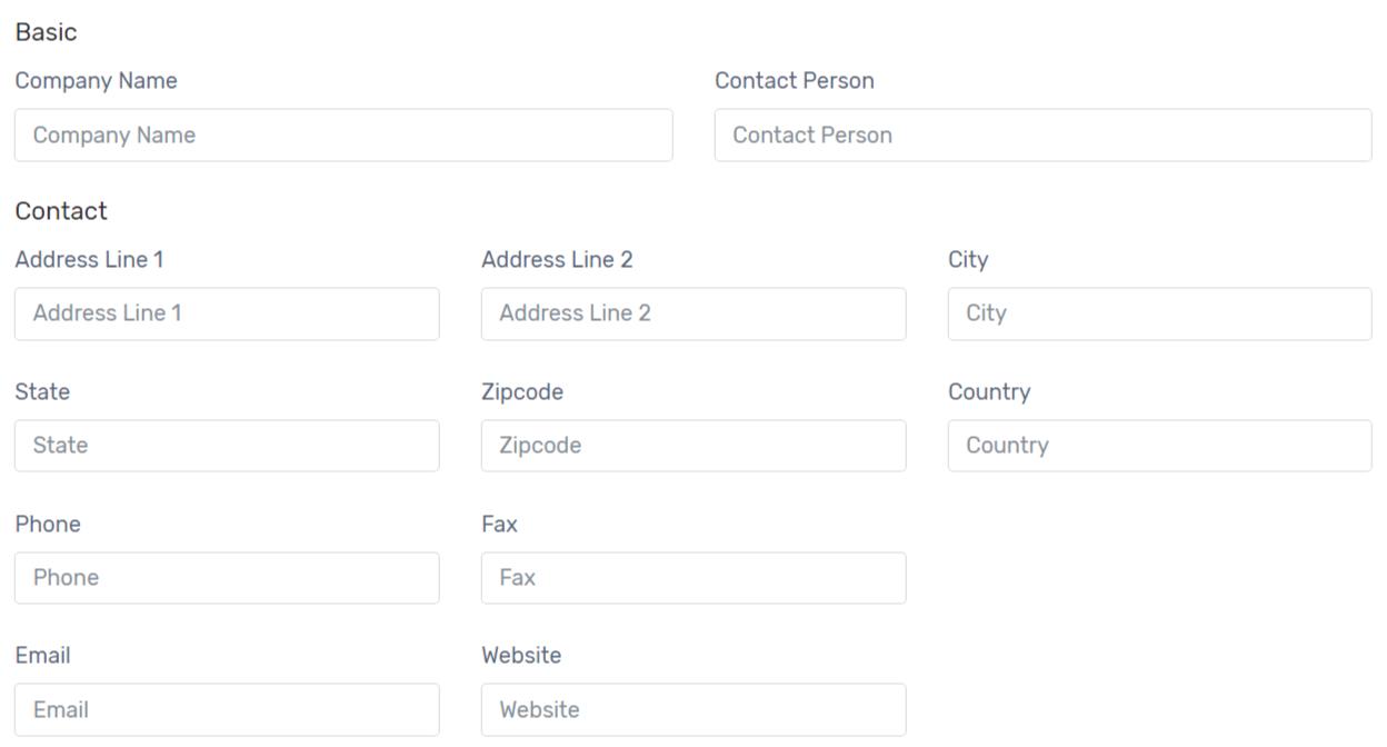 Laravel 5 8 Vue js SPA Bootstrap Admin Starter Kit