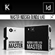 Master inDesign Bundle v.40 - GraphicRiver Item for Sale