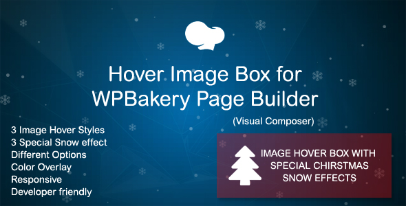 CodeCanyon Hover Image Box for WPBakery Page Builder Visual Composer 21079196
