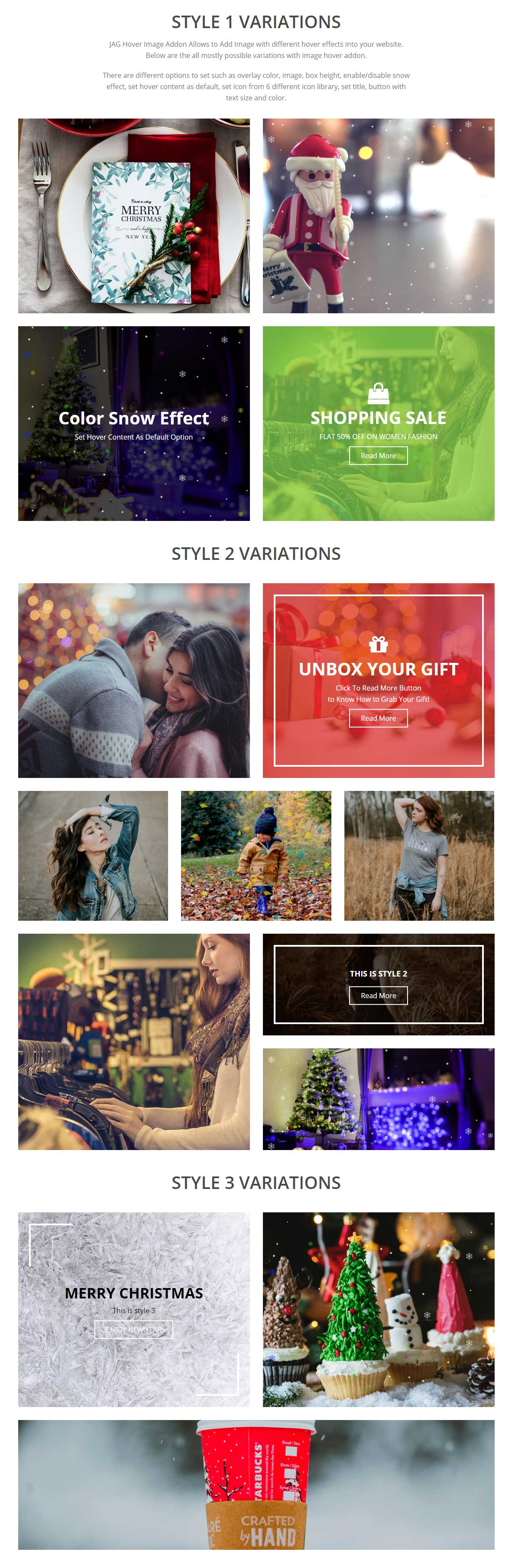 Image Hover VC addon