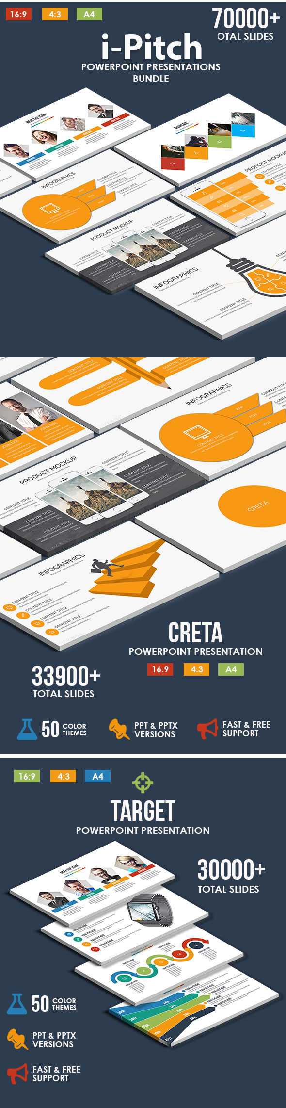 i-Pitch Powerpoint Templates Bundle - Business PowerPoint Templates