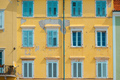 Typical mediterranean facade architecture style - PhotoDune Item for Sale