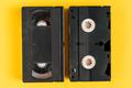 Used video casette tape, retro technology - PhotoDune Item for Sale