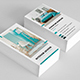 Business Card – Interior Design Vertical