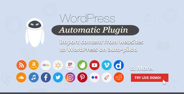 WordPress Automatic Plugin Nulled
