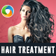 Hair Growth Treatment Banner Set
