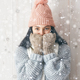 Winter portrait of young woman - PhotoDune Item for Sale