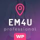 EM4U - Multiple Event & Conference WordPress Theme