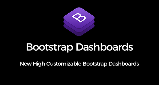 Bootstrap Admin Dashboards